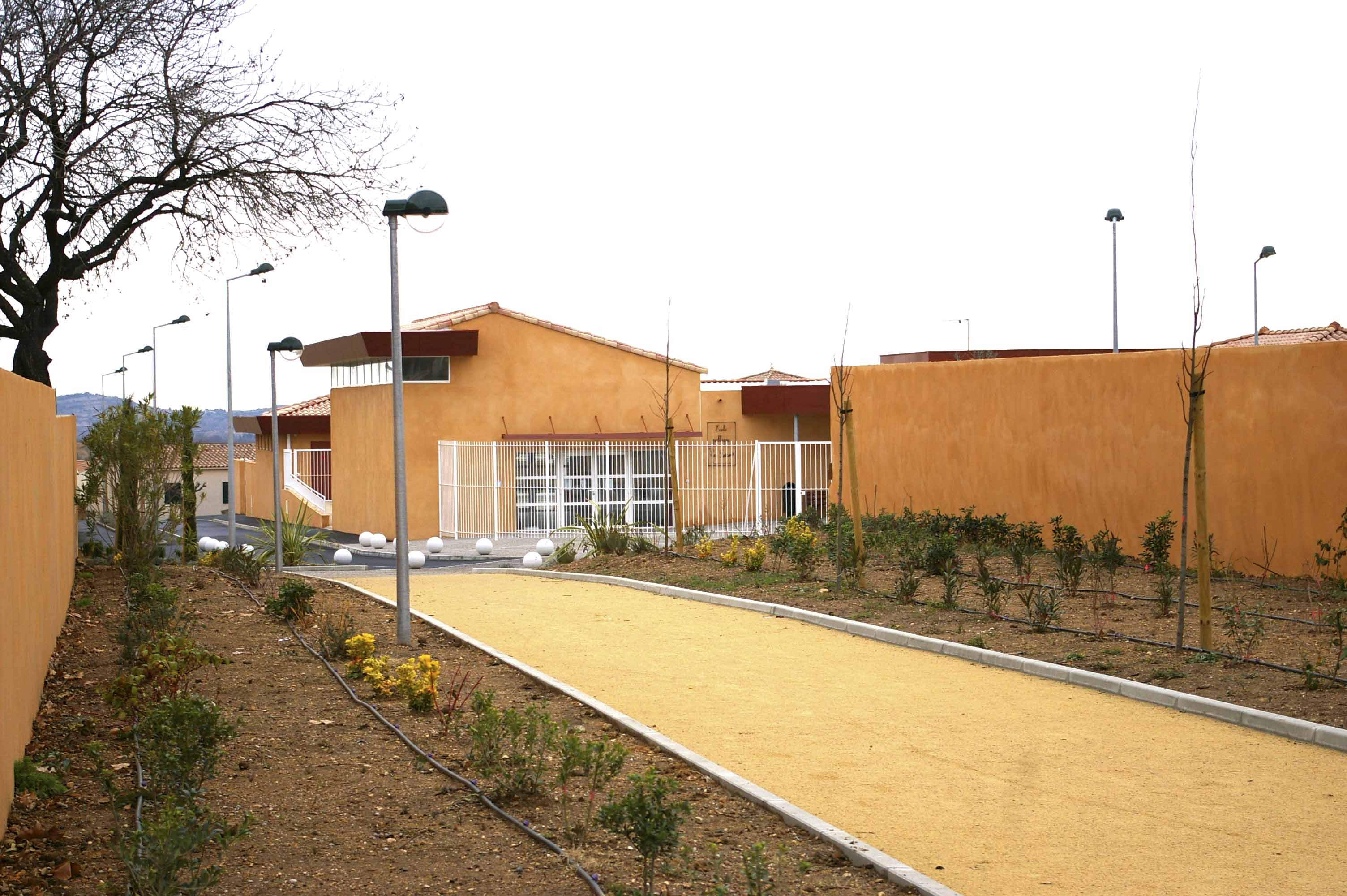 Groupe scolaire Hérault BF Architecture 6