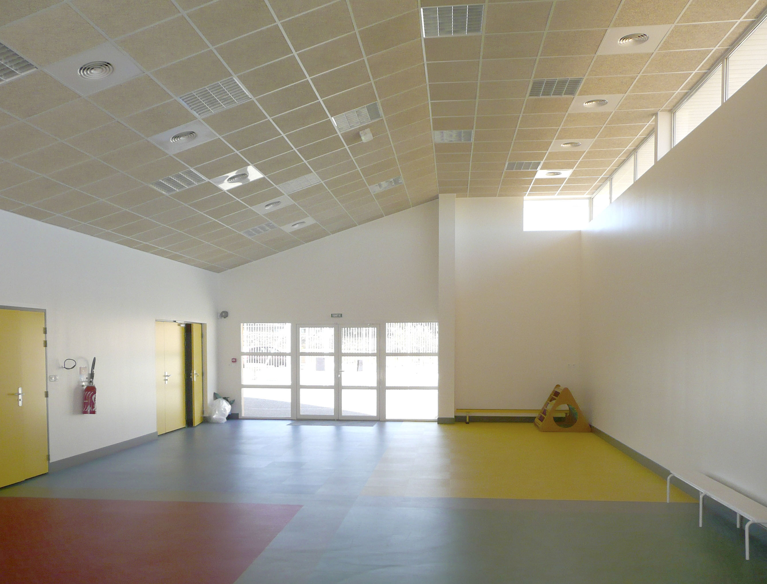 Groupe scolaire Hérault BF Architecture 7
