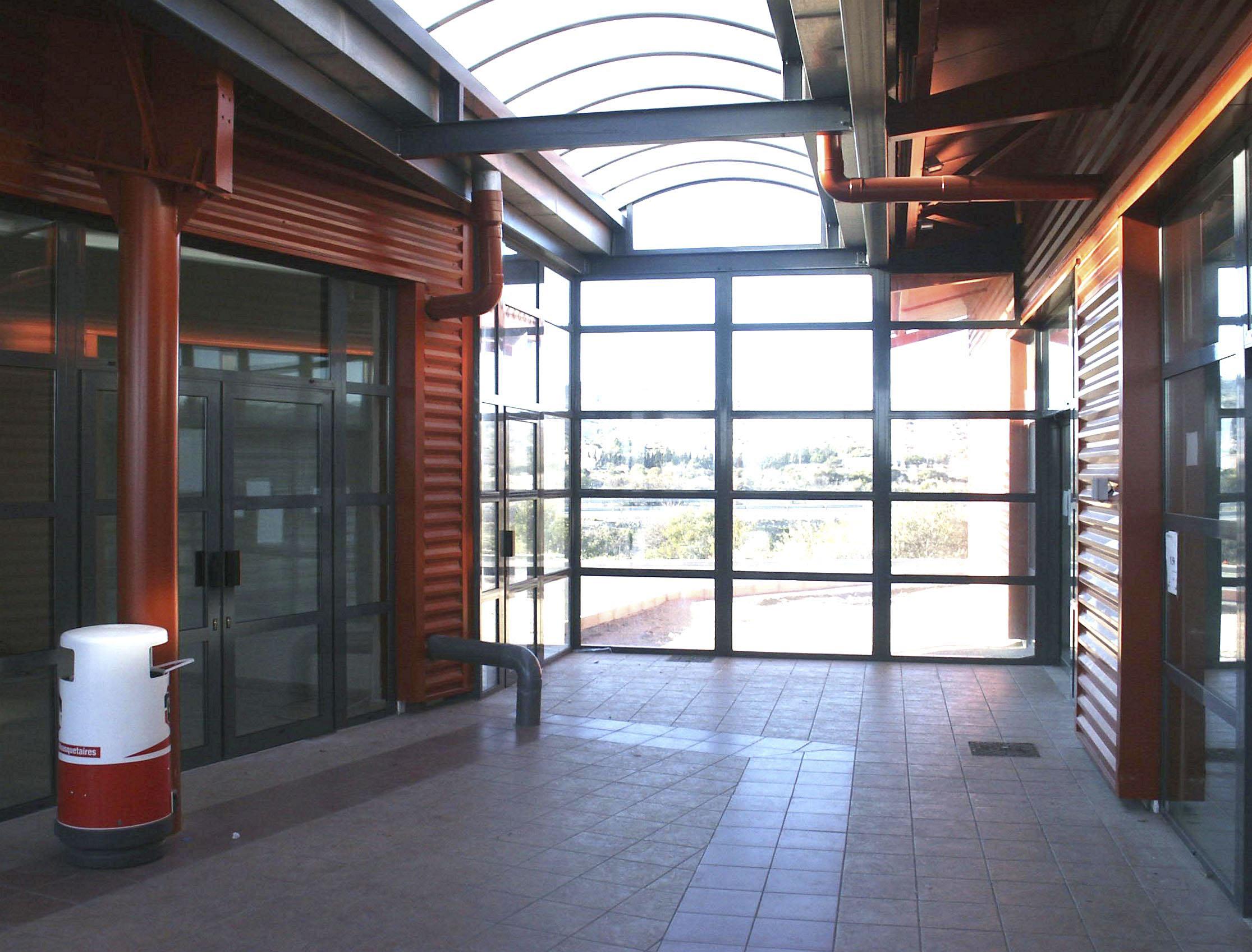Intermarché Fitou BF Architecture 4