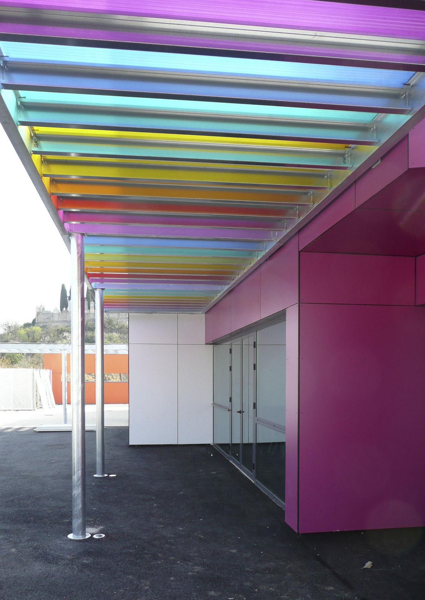 Maison de quartier Béziers BF Architecture 6