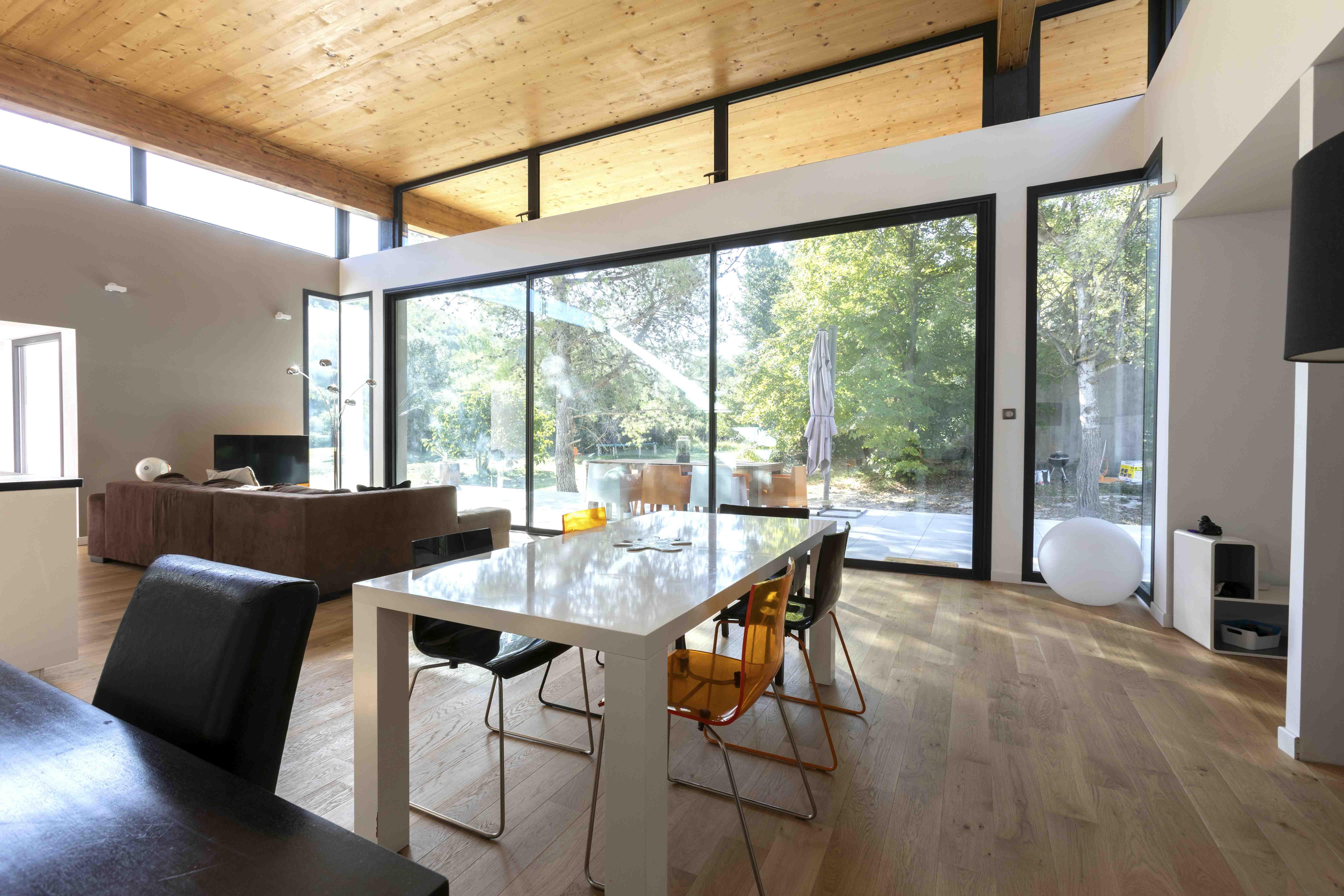 Maison individuelle Bouche du Rhône BF Architecture 8