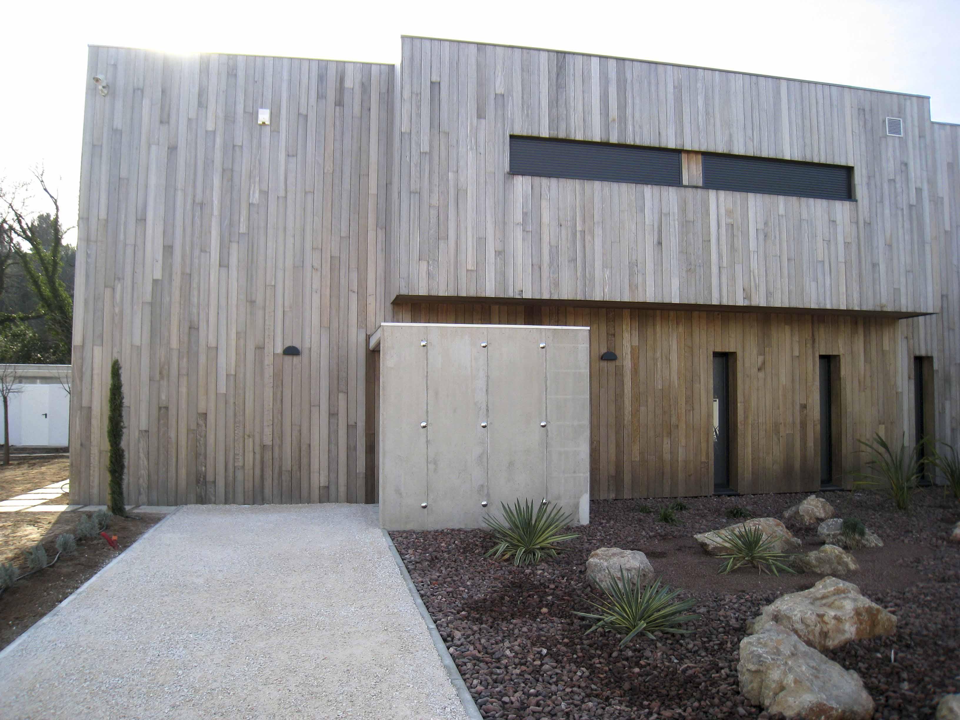 Maison individuelle Clermont Hérault BF Architecture 6