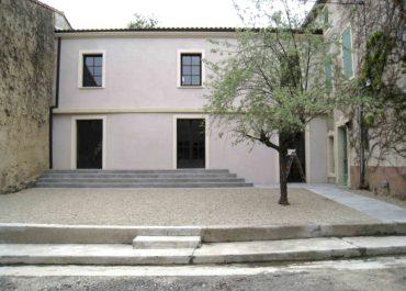 Domaine de Daurion Réhabilitation BF Architecture 1
