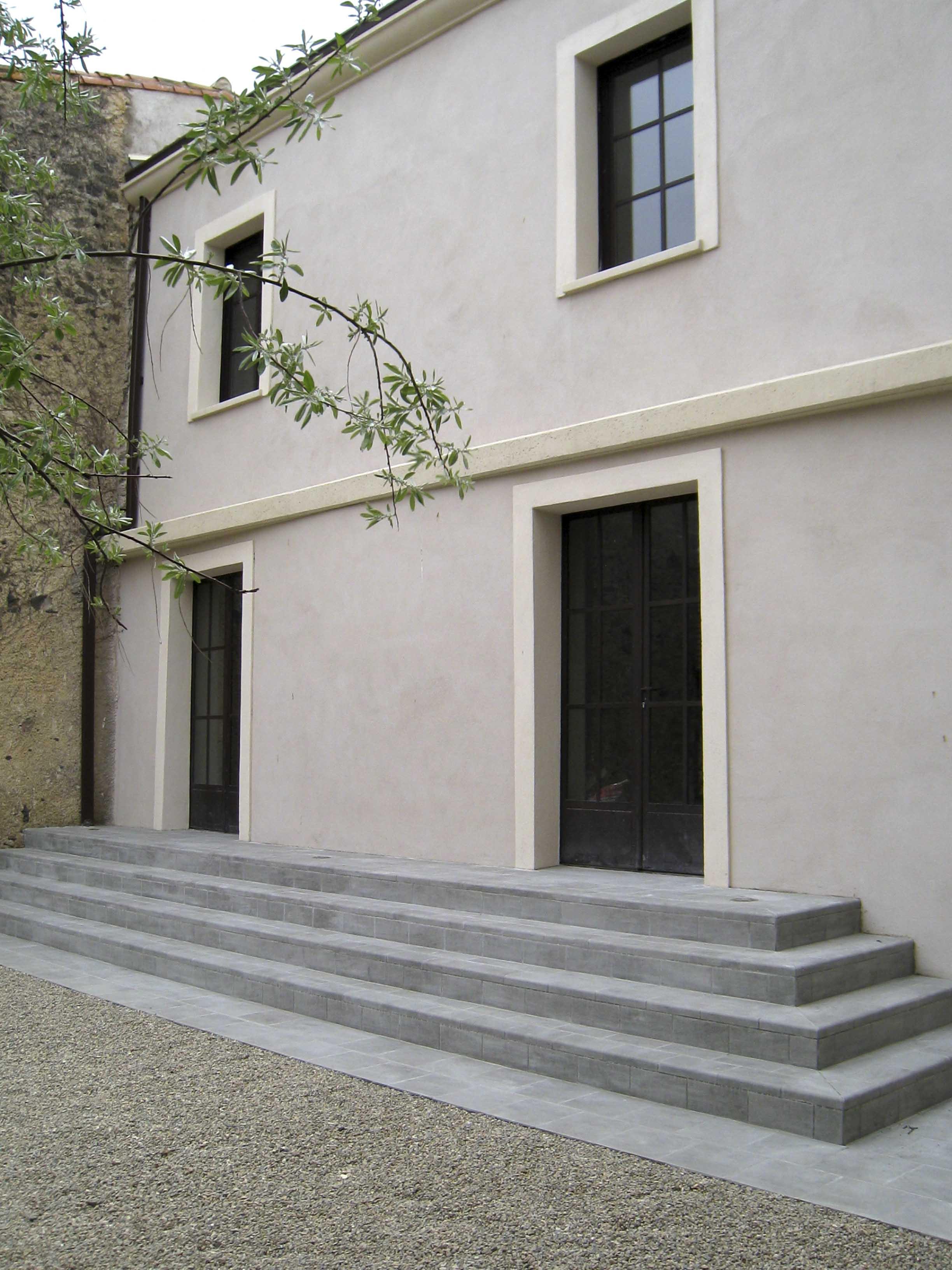 Domaine de Daurion Réhabilitation BF Architecture 9