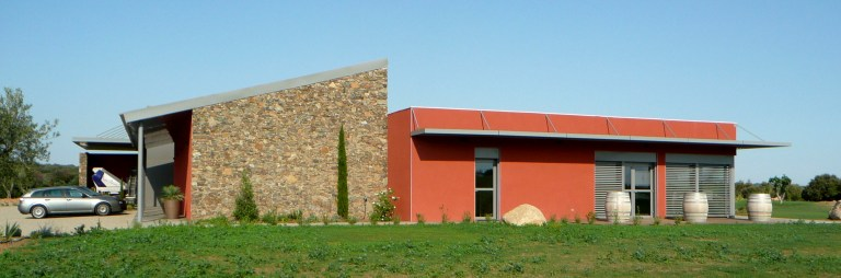 Mas Gabinele Hérault BF Architecture viticole 3