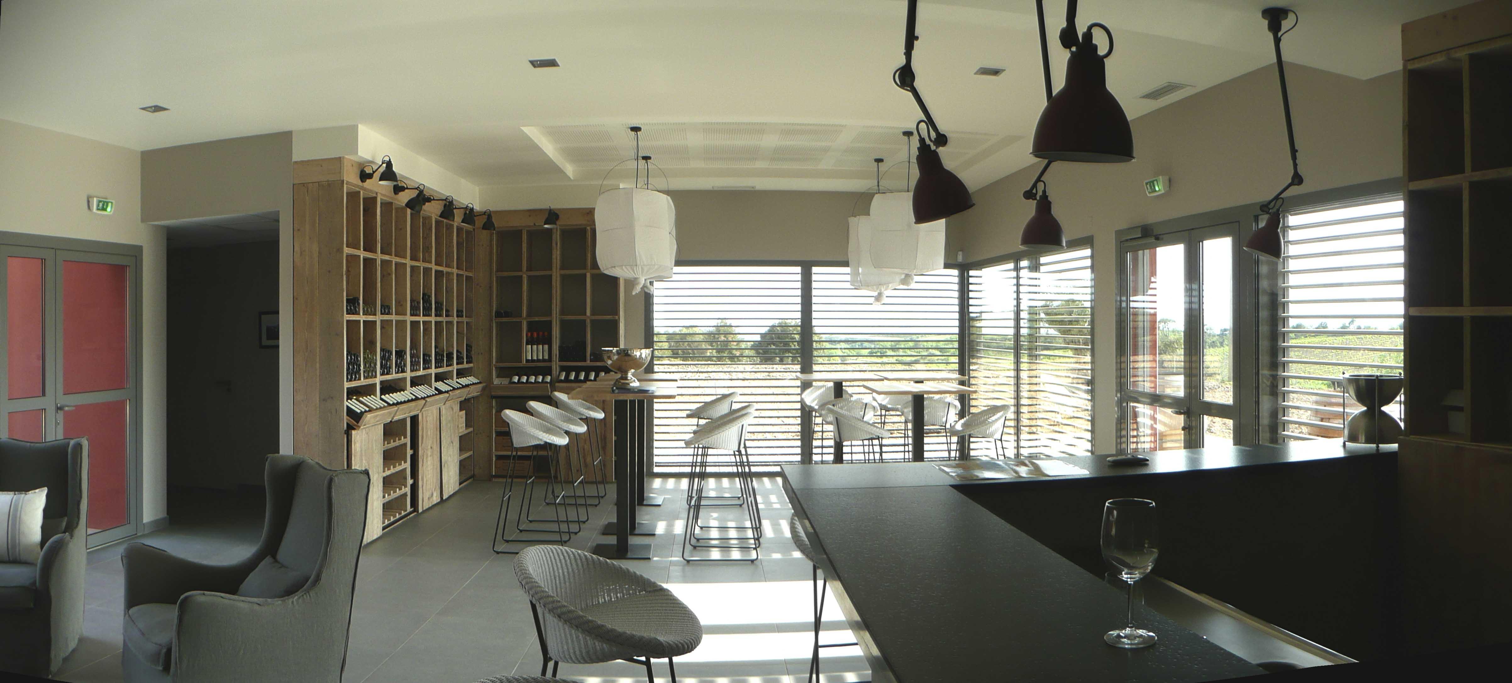 Mas Gabinele Hérault BF Architecture viticole 8