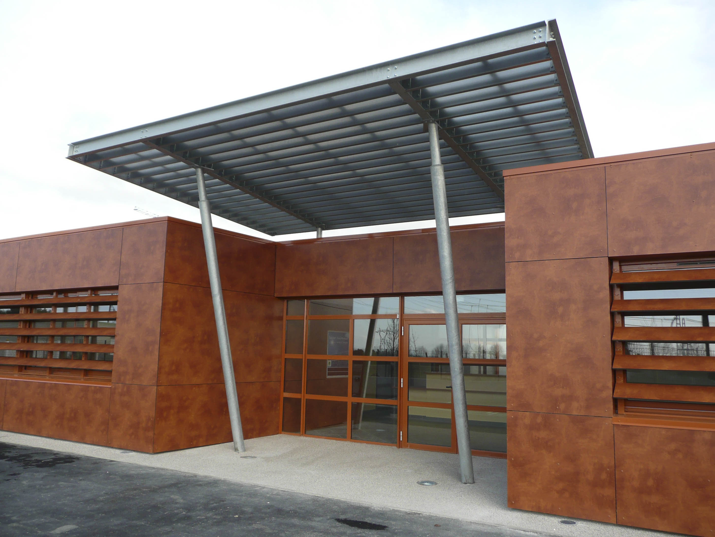 Pépinière INNOVOSUD BF Architecture 1
