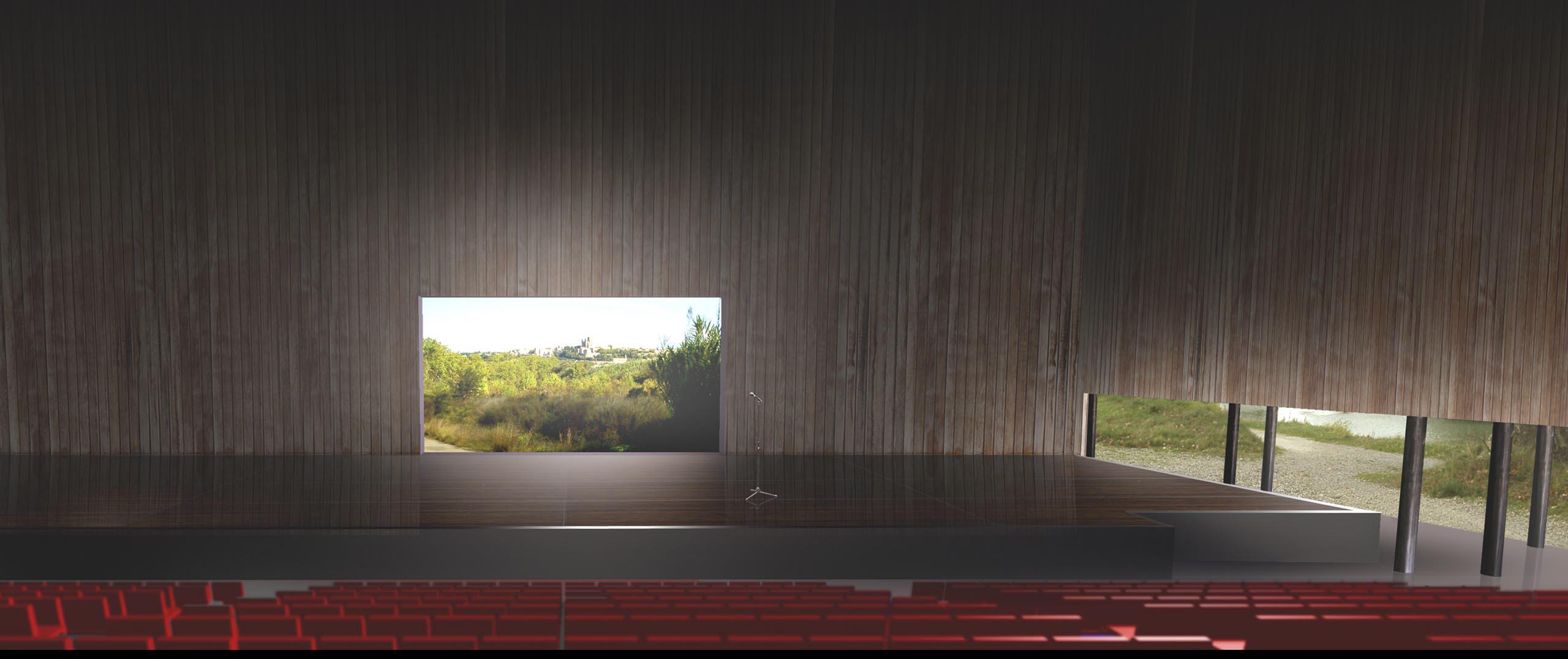 Salle de spectacle Béziers BF Architecture 5