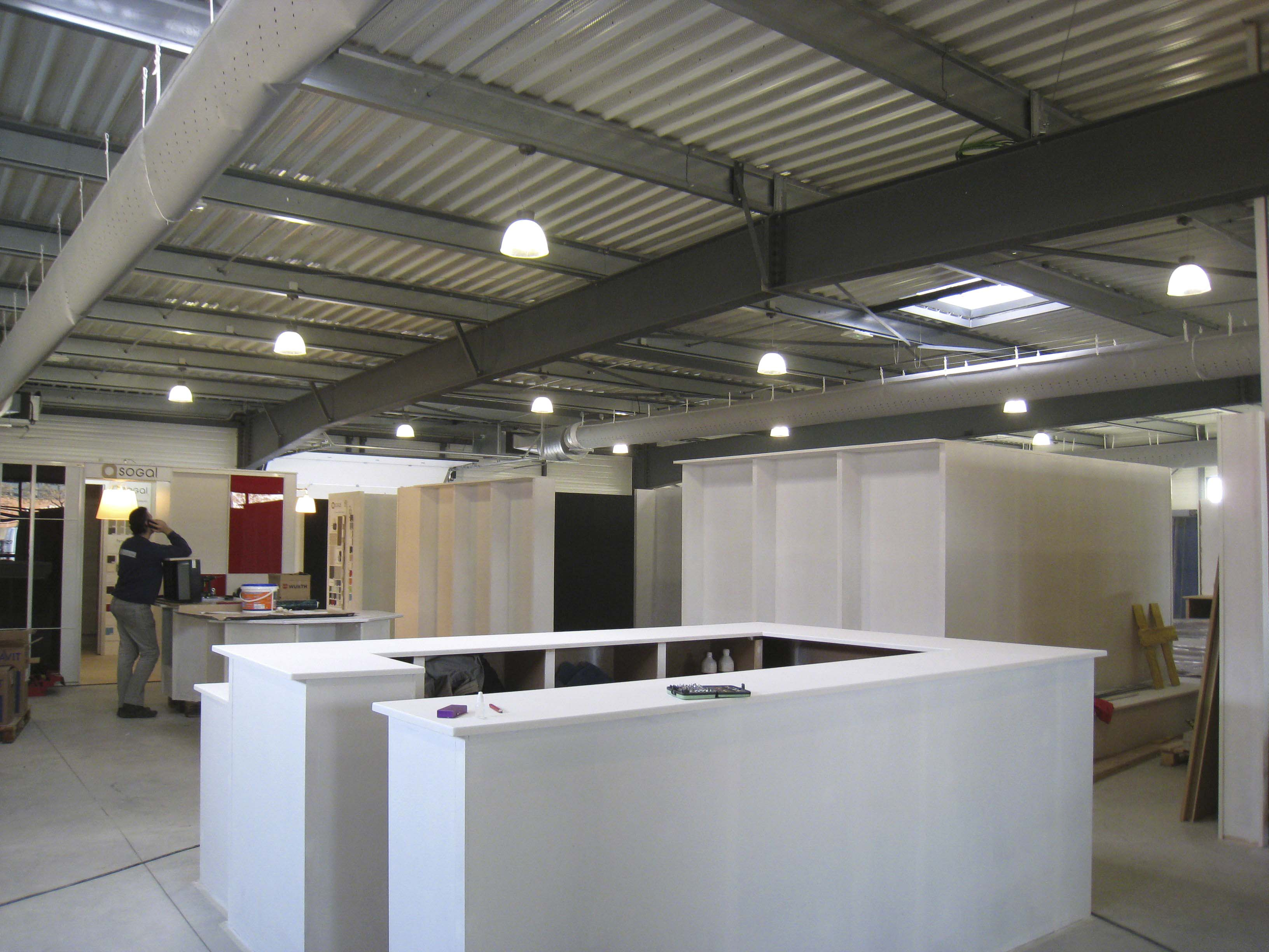 Show Room Big Mat BF Architecture 4