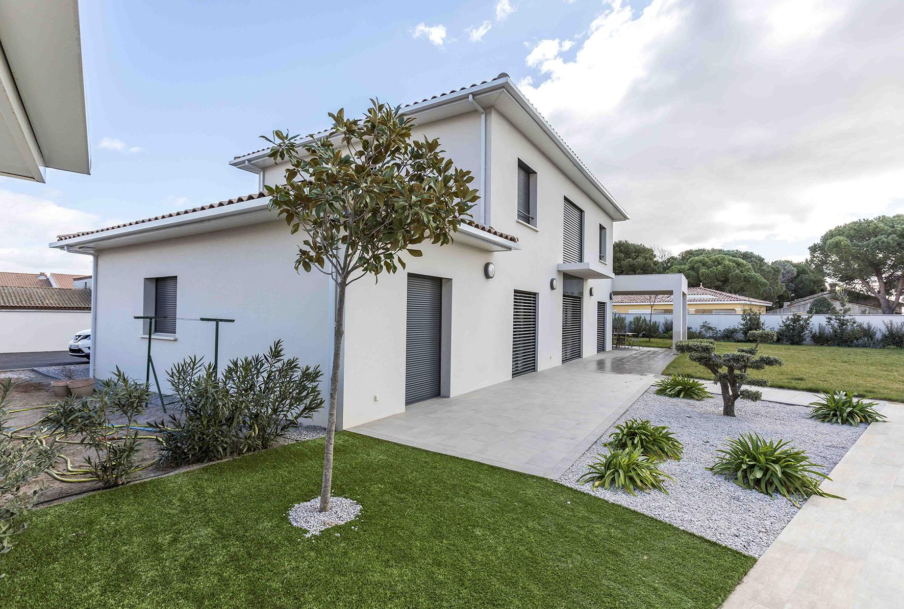 Architecture maison individuelle Dupart 2