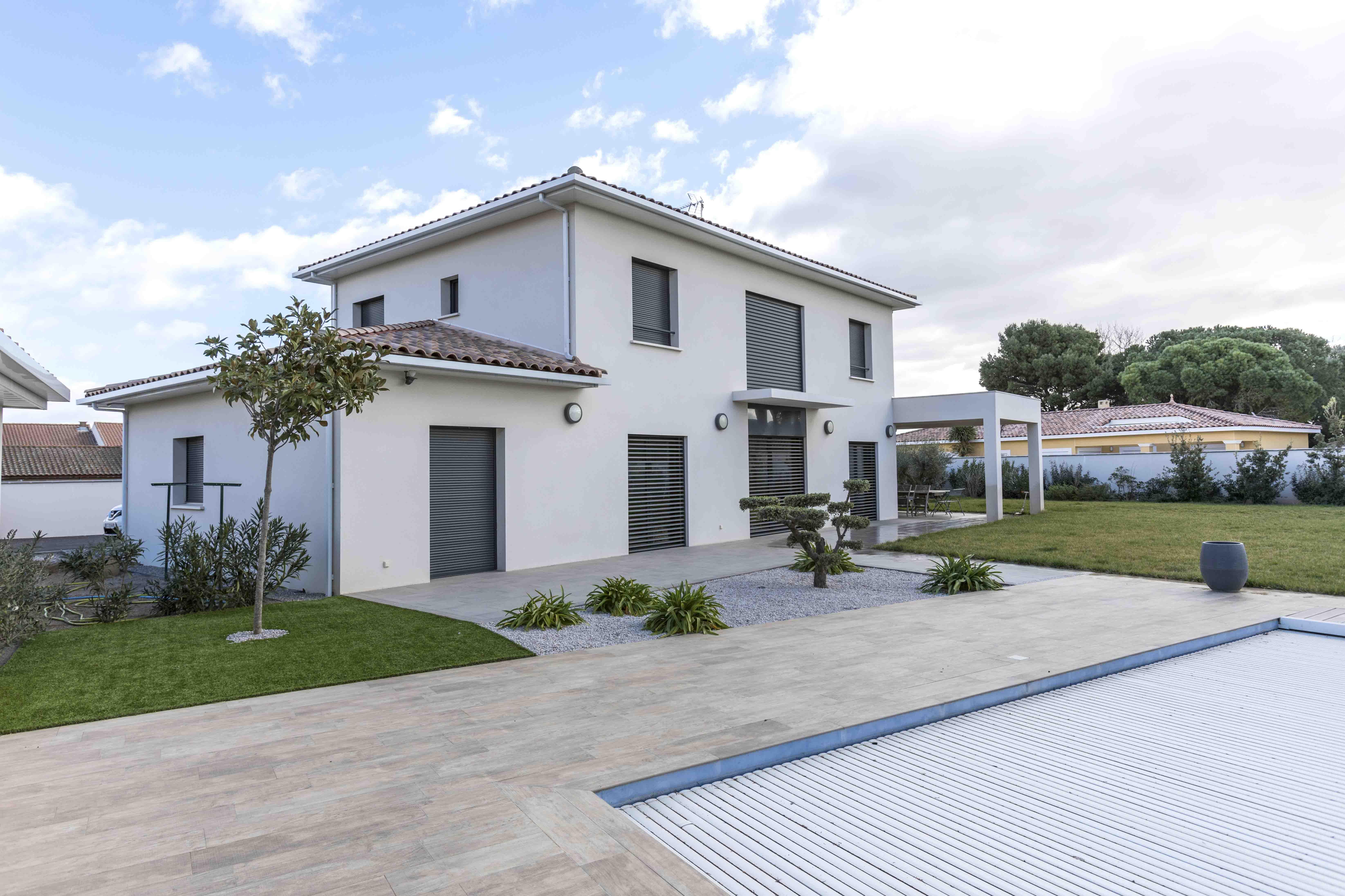 Architecture maison individuelle Dupart 8