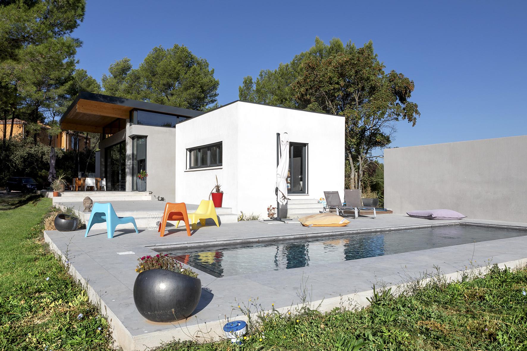 Maison indivduelle Bouche du Rhone BF Architecture 11