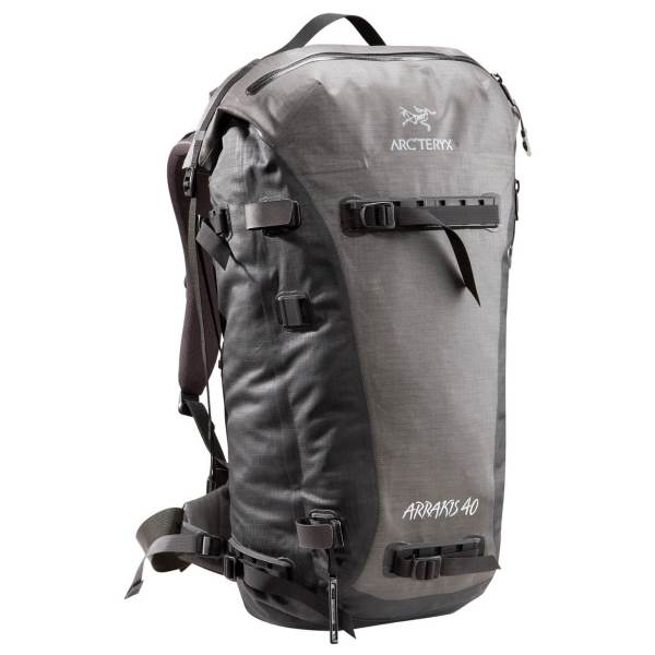 Arcteryx Erwachsene Rucksack Alpha Fl Backpack Black 18