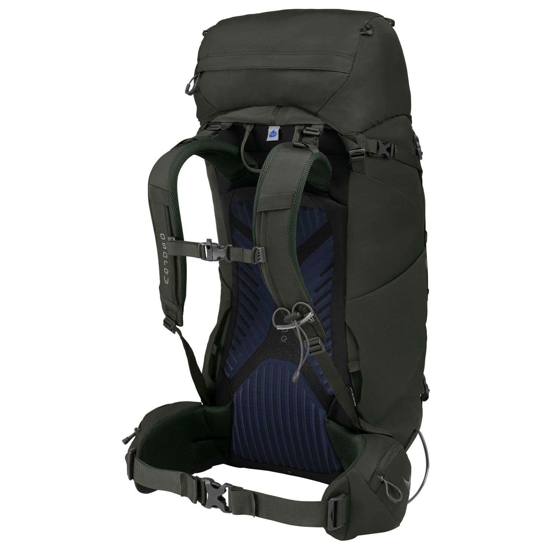 Osprey Kestrel 58 - Walking Backpack | Free UK Delivery | Alpinetrek.co.uk