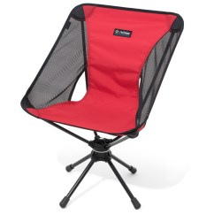 Swivel Camp Chair Microfiber Dining Helinox Camping Free Uk Delivery