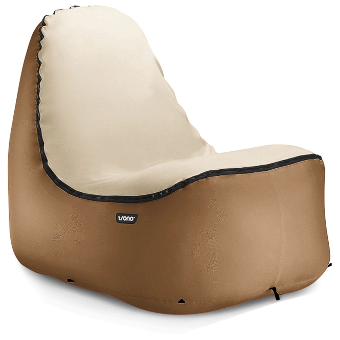 inflatable camping chair toddler trono free eu delivery