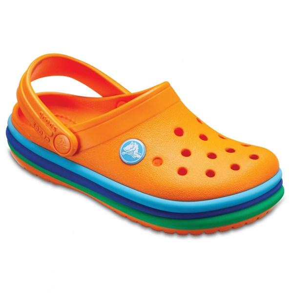 Crocs Cb Rainbow Band Clog - Sandals Kids Online