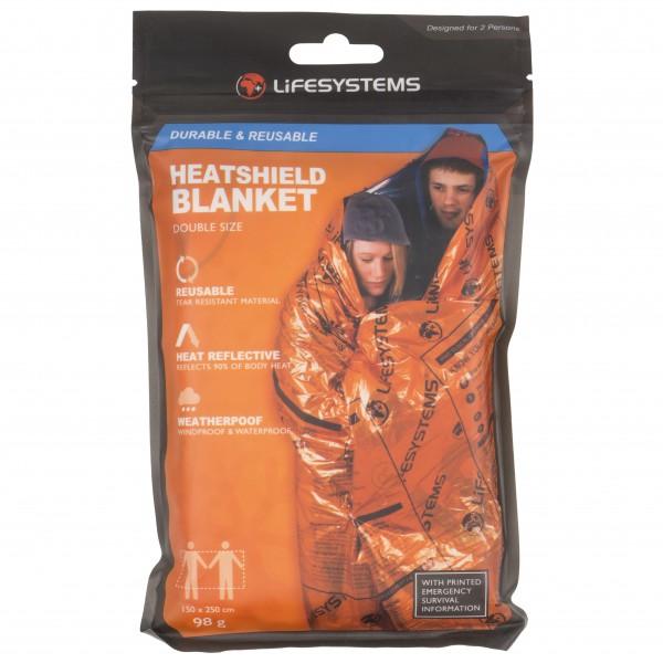 Lifesystems - Heatshield Blanket Double - Manta de salvamento