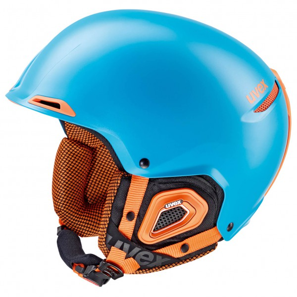 Uvex - Jakk+ Octo+ - Skihelm Gr 52-55 cm;55-59 cm;59-62 cm schwarz/grau/blau;schwarz/grau;blau/türkis