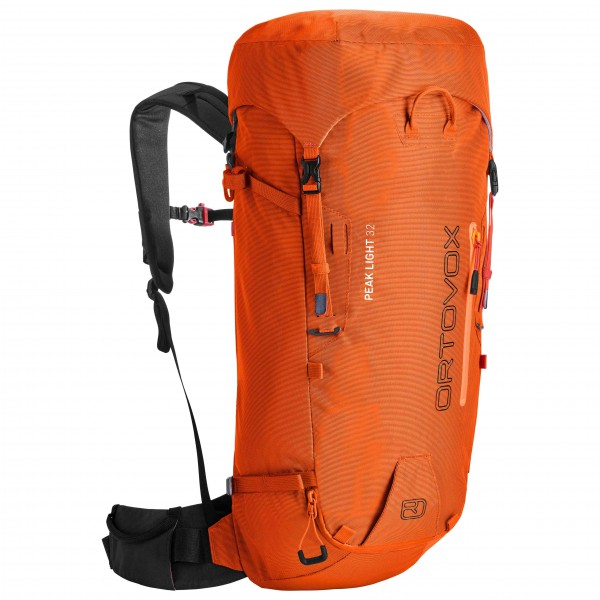 Ortovox - Peak Light 32 - Tourenrucksack Gr 32 l orange/rot