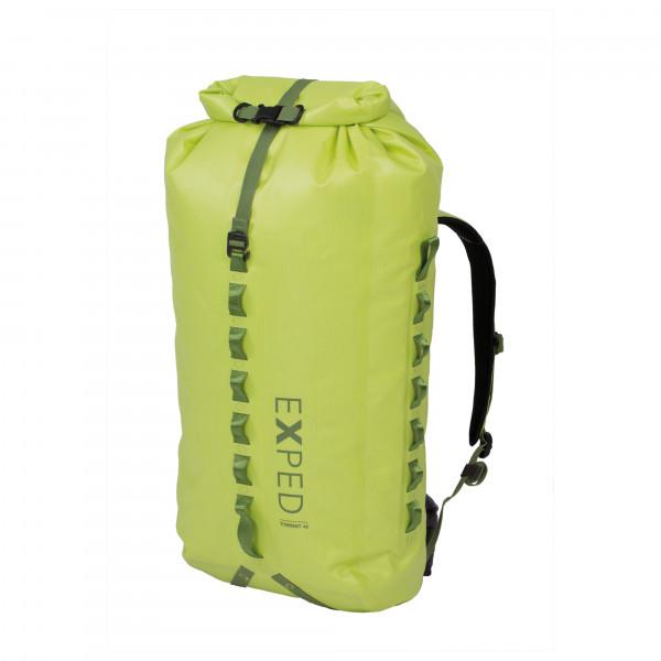 Exped - Torrent 45 - Tourenrucksack Gr 45 l grün/gelb;schwarz/grau