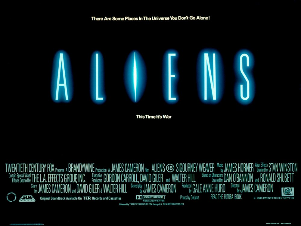 Image result for Aliens uk movie poster