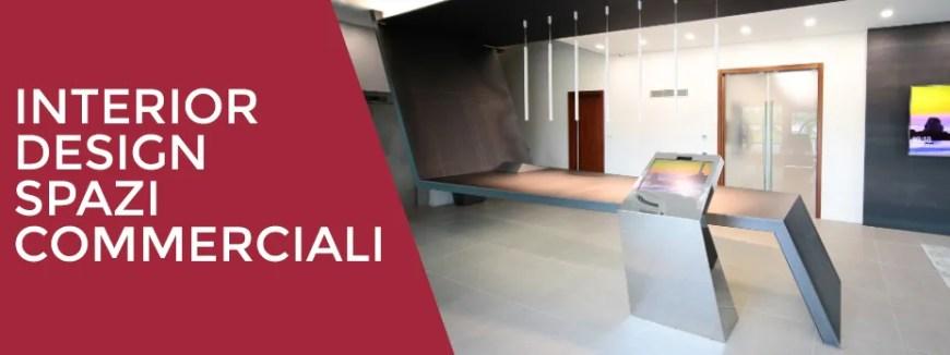 Interior Designer Spazi Commerciali