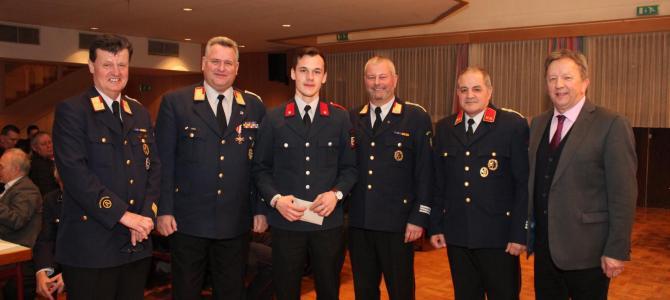 Jahreshauptversammlung der Freiwilligen Feuerwehr Arnoldstein