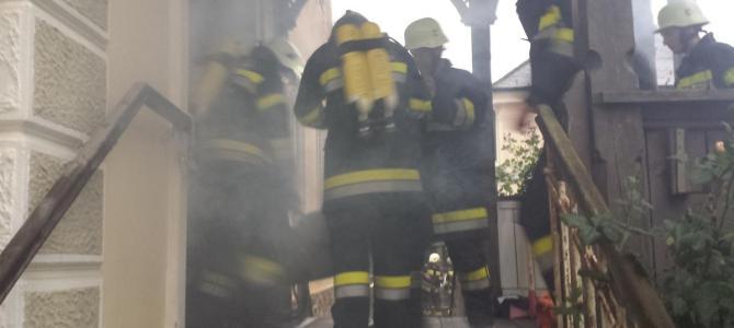 Atemschutzübung in Feld am See mit den Feuerwehren welche in der Alarmstufe 2 alarmiert werden erfolgreich durchgeführt