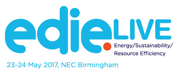 edie Live 2017 @ National Exhibition Centre, Hall 12 | Marston Green | England | United Kingdom