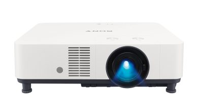 Photo of Sony Expands Laser Projector Lineup with Two New Compact & High Image Quality Models for Corporate, Education and Entertainment Applications