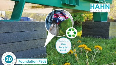 Photo of Is using recycled plastic in construction the answer to saving the earth?