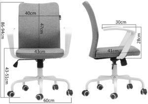 meilleures chaises de bureau