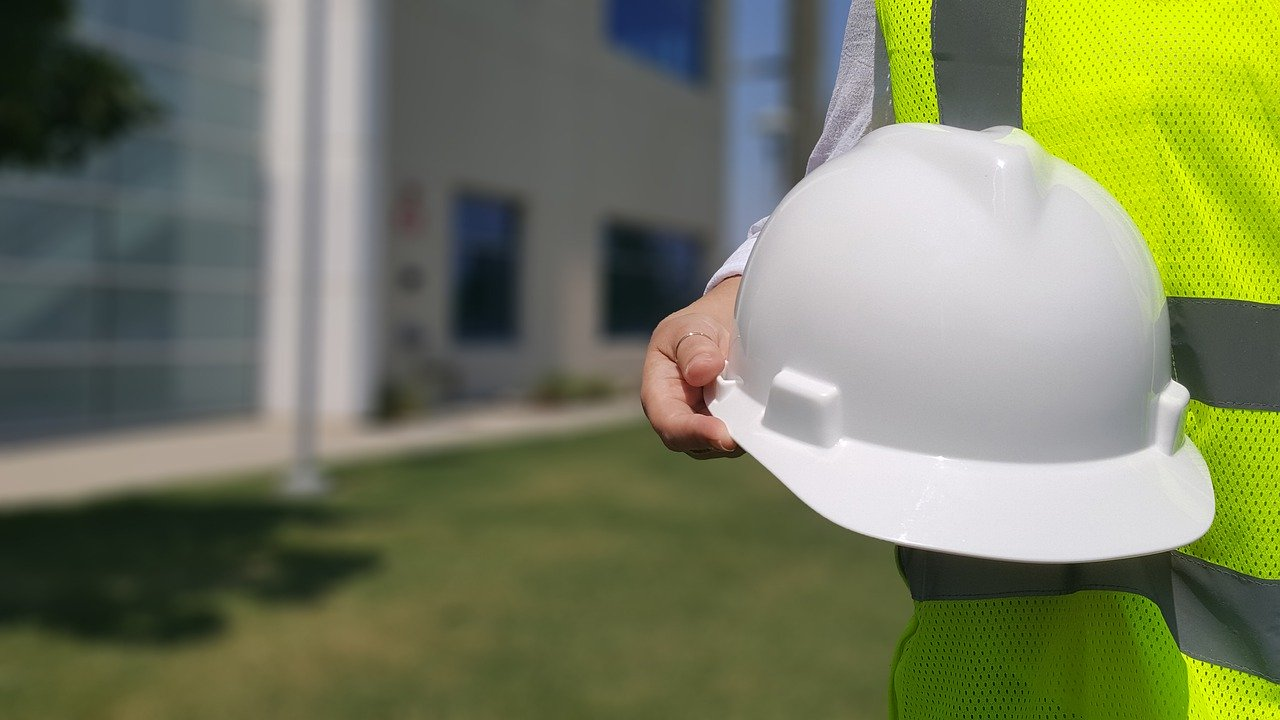 Safety workplace hardhat