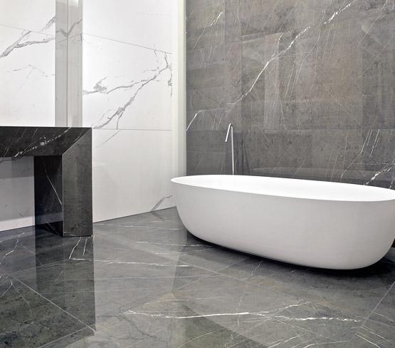 Gres porcellanato effetto marmo  wwwbfpavimentiit