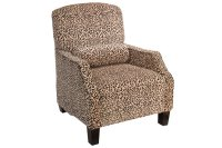 Ritzy Cheetah Chair for Rent   Brook Furniture Rental
