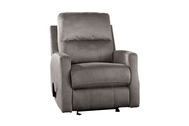 recliner chairs cheap office chair caster wheels for rent living room rental brook karrabin slate rocker