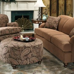 Drafting Chairs White Elastic Chair Covers Rent The Hunt Club Chocolate Paisley Living Room Collection
