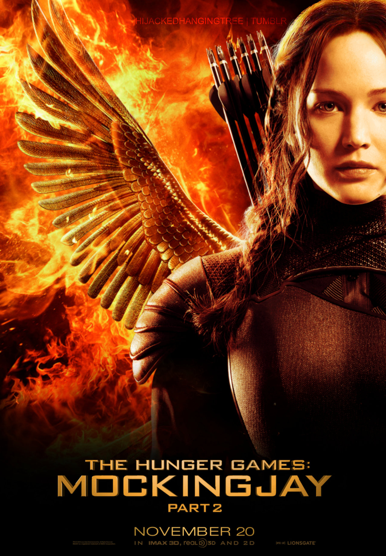 New Movie Promotion The Hunger Games Mockingjay Part 2