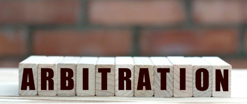 Georgia Arbitration Code