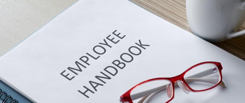 Is an Employee Handbook Confidential