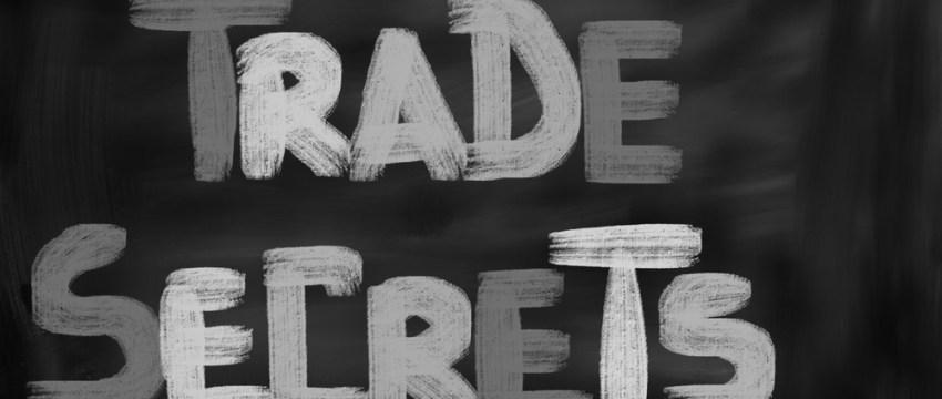 Trade Secrets Act Claim
