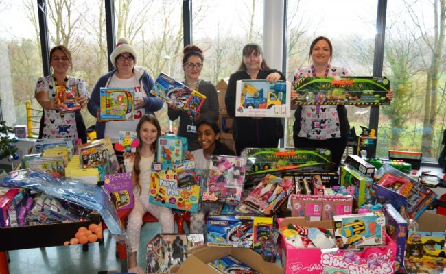Facebook Group Donates Hundreds Of Toys To Children S Ward
