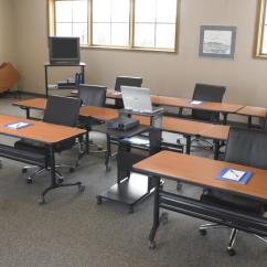 Training Room Chairs Eames Uk Mayline Tables Nashville Office Furniture