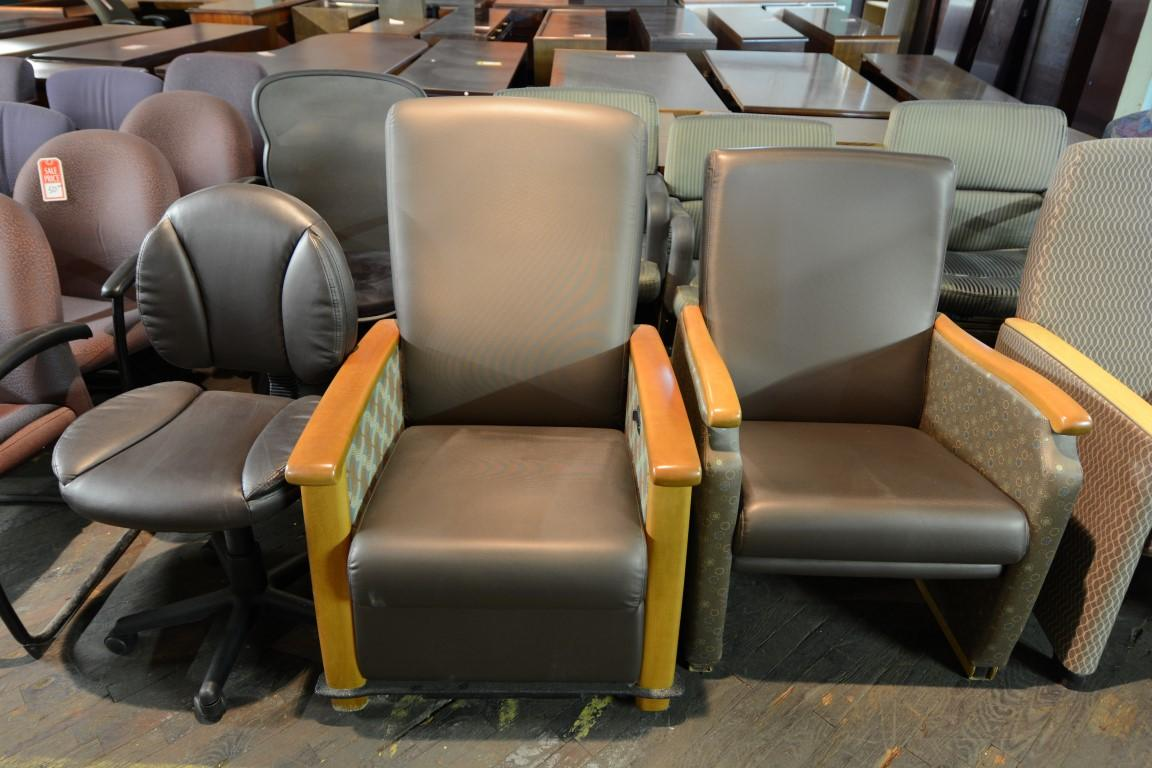medical recliner chairs ikea poang chair covers leather recliners nashville office furniture