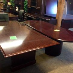 Used Conference Table Chairs Beach Chaise Lounge Chair Mahogany Tables Nashville Office Furniture