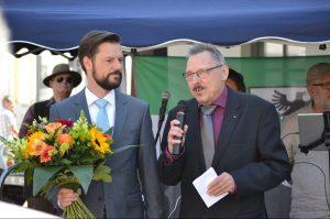 Ernennung Matthias Rudolph