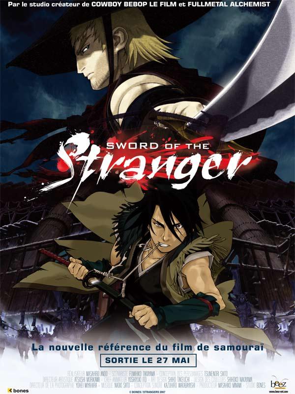Sword of the Stranger (Mukou Hadan)