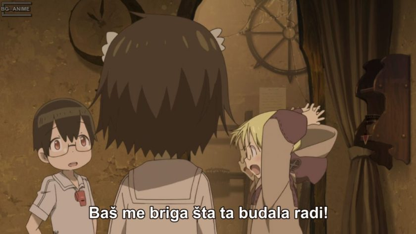 MADE IN ABYSS 003 FANSUB STREAM