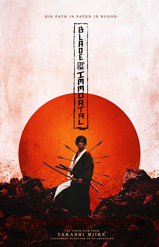 Blade of the Immortal Live Action (2017)